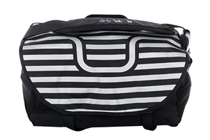 Brompton S Bag  with Handle-bar Reflective print Flap