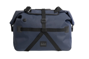Borough Waterproof L Navy with frame