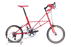 Moulton TSR GTR Red