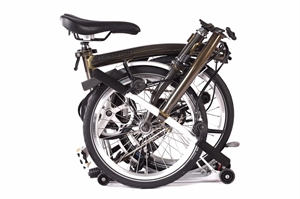 Brompton S6R Raw-Lacquer/Raw-Lacquer