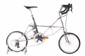 Moulton Speed S with U-tail  Steely Grey