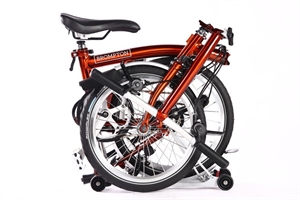Brompton S6R 2019 Frame-Lacquer