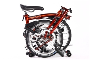 Brompton M6R 2019 Frame-Lacquer