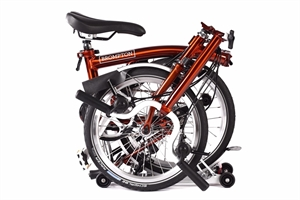 Brompton M6R Flame Lacquer