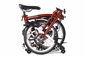 Brompton S6R Flame Lacquer