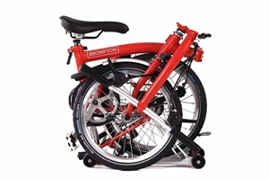 Brompton S6R Red/Red