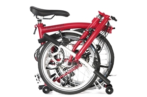 Brompton S6R House red / House Red