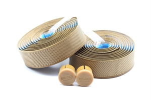 Brooks Cambium Rubber  bar tape Natural