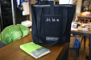Brompton  Tote Bag in Black