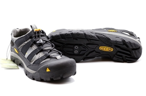 KEEN COMMUTER 4 BLACK/GARGOYLE
