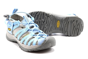KEEN WHISPER ALASKAN BLUE/NEUTRAL GREY
